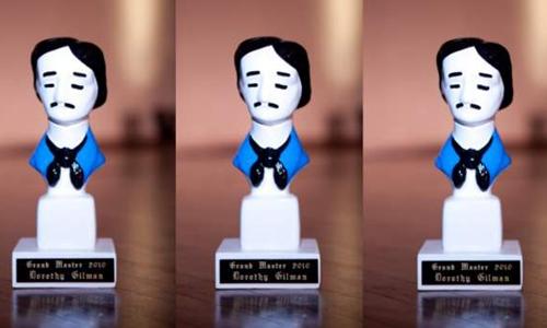 Номинанты премии Эдгара 2012