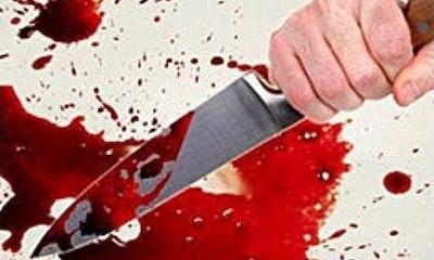 Кровавое убийство