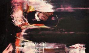 Фрагмент из картины Конора Харрингтона (Conor Harrington)