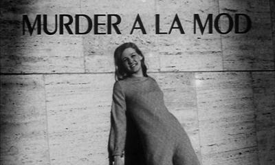 Модное убийство