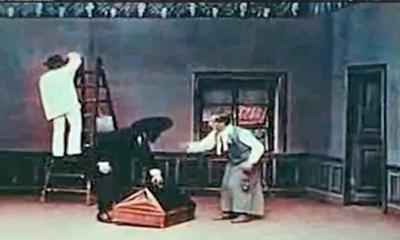 Жорж Мельес и появление детектива в кино