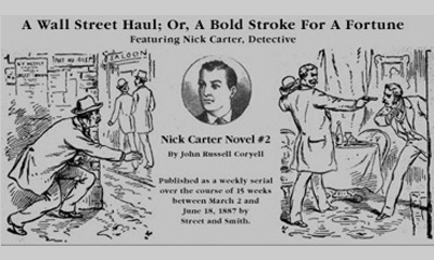 Ник Картер, американский детектив