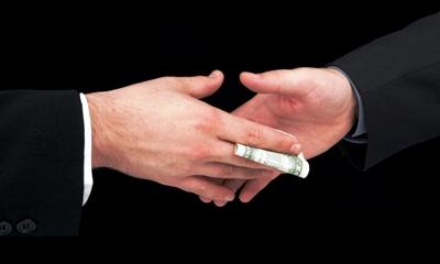 Подкуп и коррупция