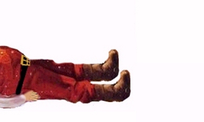 Убийство Деда Мороза