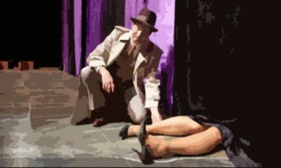 Найо Марш и ее театральные детективы