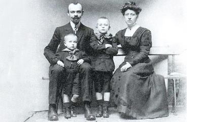 Семья Сименонов