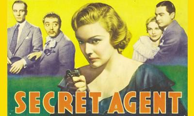 Секретный агент