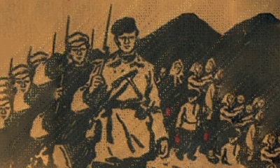 Послевоенное творчество Вадима Кожевникова