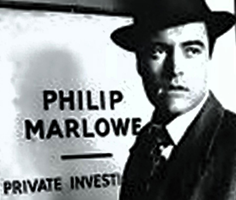 Филип Марло, частный детектив